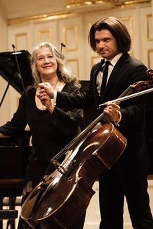 Martha Argerich électrise le Mozarteum
