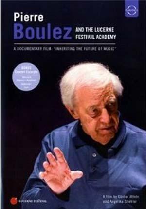 Pierre Boulez les jeunes