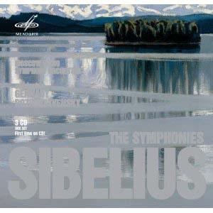 Intégrale Sibelius historique!