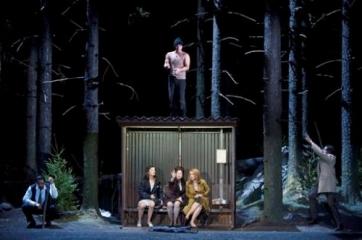 Don Giovanni s'est perdu dans les bois