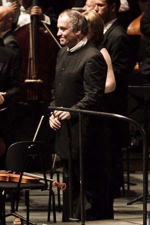 Mahler et la paix sur terre