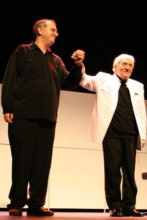 Ciccolini, Angelich: l'élève et son maître