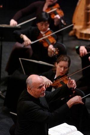 Le Schoenberg tellurique de David Zinman!