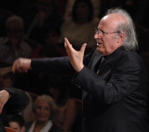 Eliahu Inbal et Marc Coppey