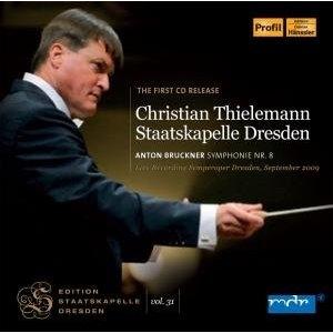 Quand Bruckner offre Dresde à Thielemann