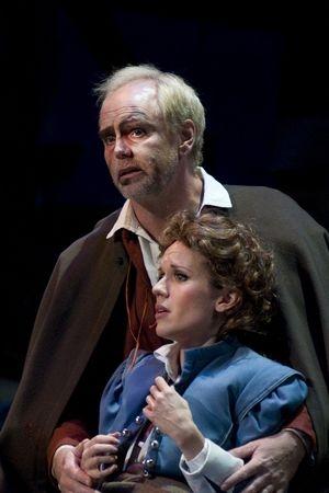 Un Rigoletto ni bossu, ni grotesque