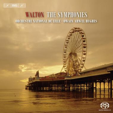 Walton_Symphonies_BIS Records