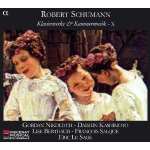 Les sommets de Schumann avec Eric Le Sage