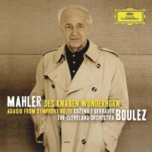 Fin d'intégrale Mahler par Pierre Boulez