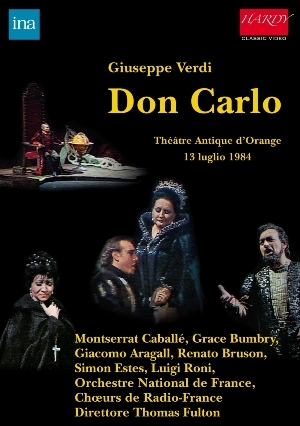 Don Carlo à Orange, cru 1984 !