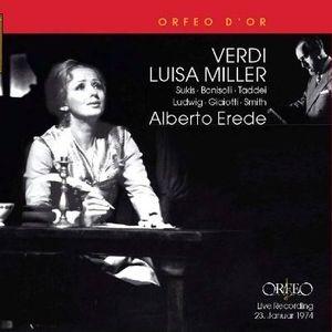 Luisa Miller à l'Opéra de Vienne