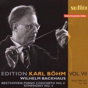 Beethoven Böhm Backhaus: du grand classique, mais pas très nouveau