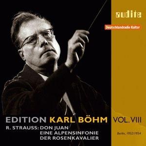 Böhm dirige Strauss