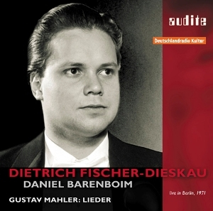 Fischer-Dieskau, the Birthday edition