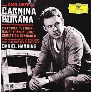 Daniel Harding dirige Carl Orff