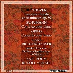 Hans Richter-Haaser, un pianiste allemand à ne pas oublier
