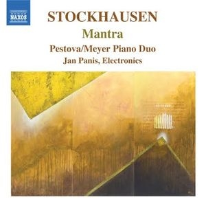 Mantra de Stockhausen version XXIe siècle