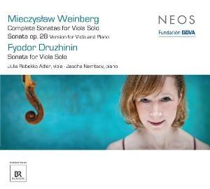 Sonates pour alto de Weinberg, matière à réflexion