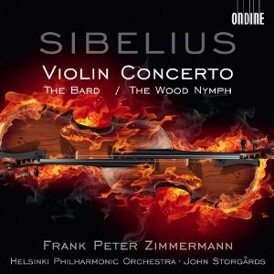 Frank-Peter Zimmerman décape Sibelius!