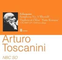 Furtwängler et Toscanini honorent Schumann parmi d'autres