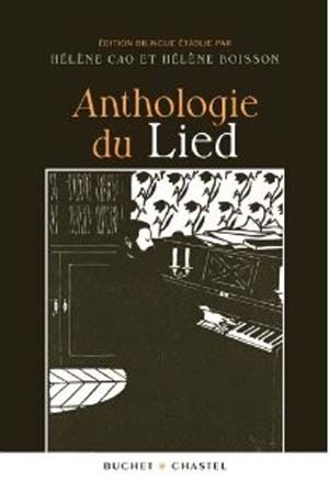 Indispensable anthologie du Lied