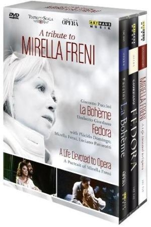 Hommage à Mirella Freni