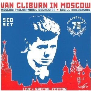 Van Cliburn à Moscou