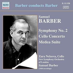 Samuel Barber dirige Samuel Barber