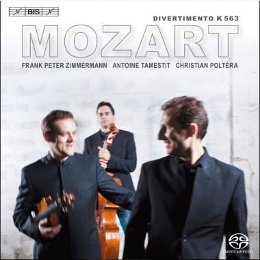 Antoine Tamestit_Trio Zimmermann_Mozart_Divertimento_BIS Records