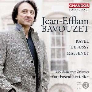Bavouzet face à Debussy et Ravel