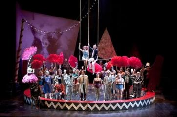 Ouverture de saison à l'Opéra Comique