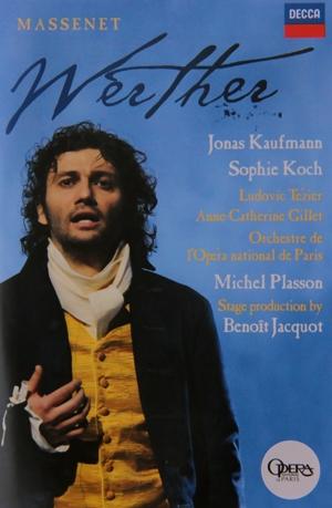L'irrésistible Werther de Jonas Kaufmann
