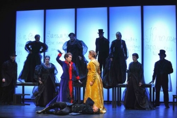 Onegin trop exigeant pour Fribourg