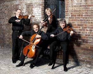 Le quatuor Takács se met en quatre