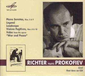 Richter plays Prokofiev
