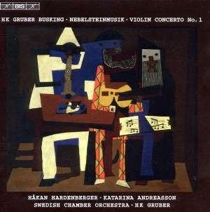 HK Gruber: compositeur fusion