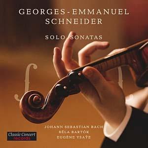 Georges-Emmanuel Schneider face à lui-même
