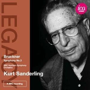 Bruckner anglais par Kurt Sanderling