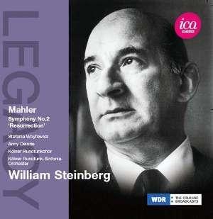 William Steinberg dirige Mahler: le chaînon manquant?