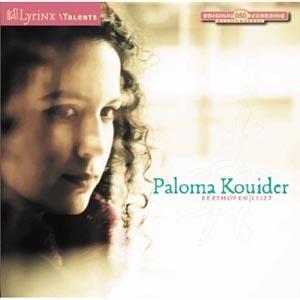 Paloma Kouider sans aucun doute