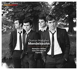 Confirmation du retour à Mendelssohn