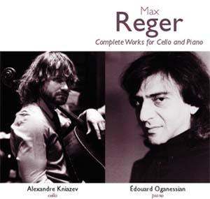 Le violoncelle selon Reger