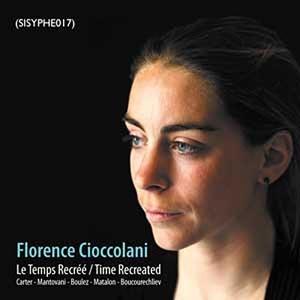 L'énergétique sonore de Florence Cioccolani