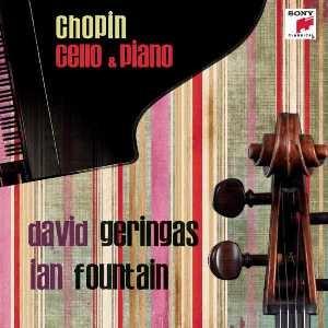 Geringas et Fountain dans Chopin