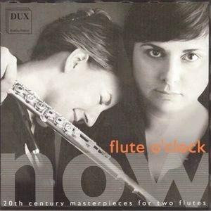 Flute o' clock, now!
