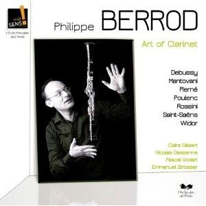 Panorama de clarinette avec Philippe Berrod