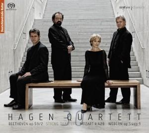 Un quatuor dans la force de l'âge