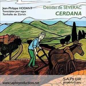 Cerdaña de Séverac revisitée à l'orgue