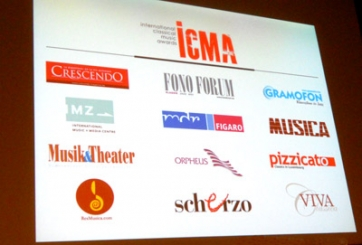 Cérémonie de remise des prix et concert de gala 2011