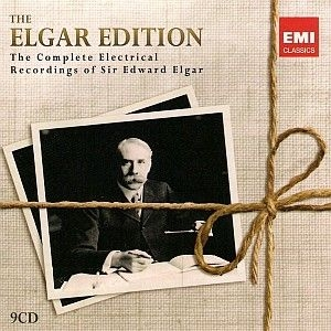 Sir Edward Elgar grand pionnier du disque